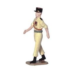 Officier Légion Etrangère - Sable