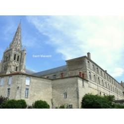 Décor : Ecole de Saint-Maixent en Poitou