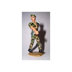 Officier Bérêt vert - Légion Etrangère.