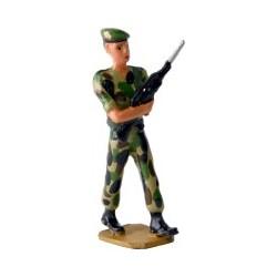 Homme de troupe Bérêt vert de la Légion Etrangère