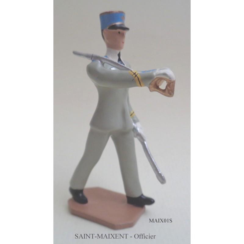 Saint-Maixent - Officier